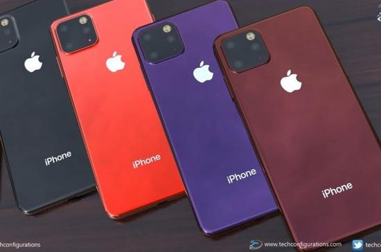 Spesifikasi iPhone 11 Max