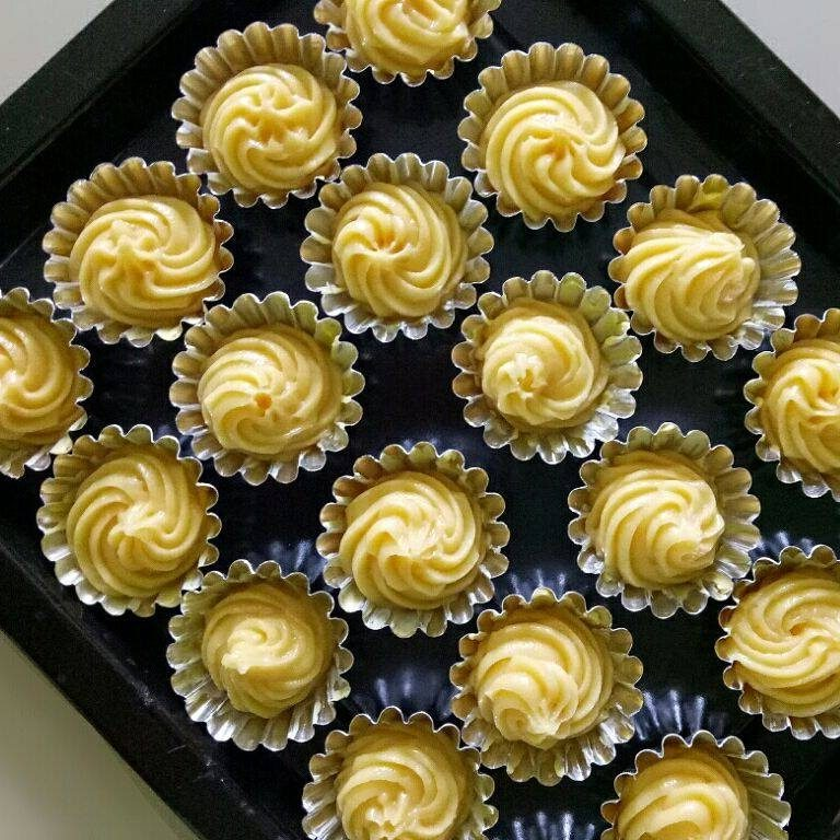 Resep choux pastry