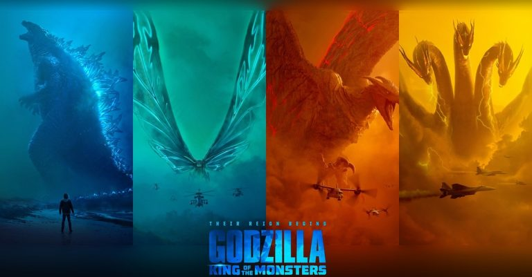 Godzilla II : King Of The Monsters Sudah di Tayangkan di Bioskop Kesayangan Anda